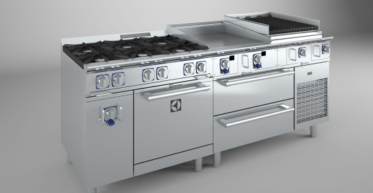 Electrolux Complete Kitchen