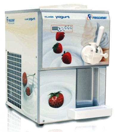youghurt dispenser